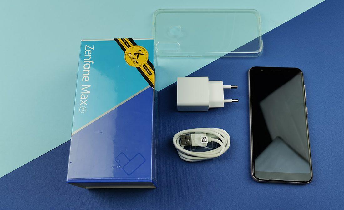 طراحی Asus Zenfone Max M1