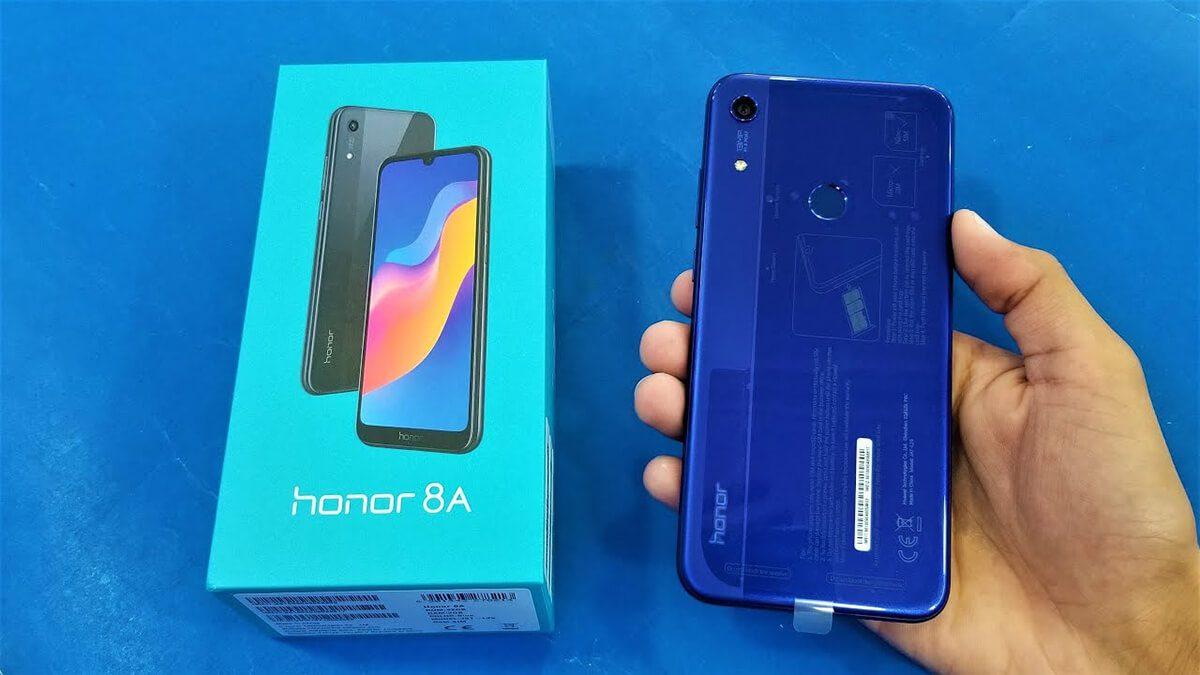 دوربین Honor 8a